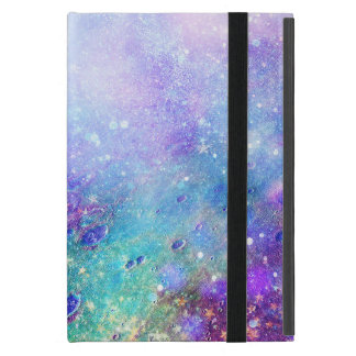 Colorful Deep Space Watercolors Covers For iPad Mini