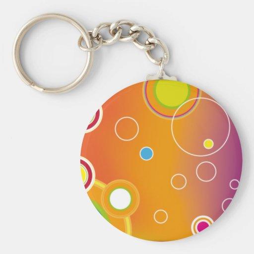 Colorful Design 04 Key Chain