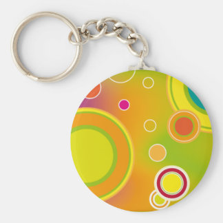 Colorful Design 05 Key Chain