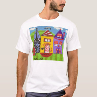 Colorful Design for Animal Lovers T-Shirt