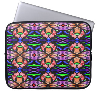 Colorful design laptop sleeve. laptop computer sleeves