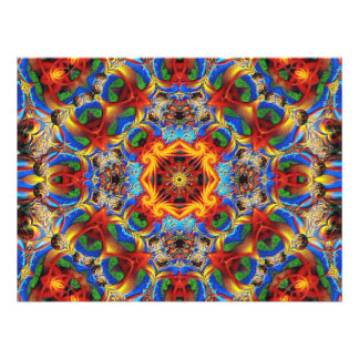 Colorful Design Photographic Print