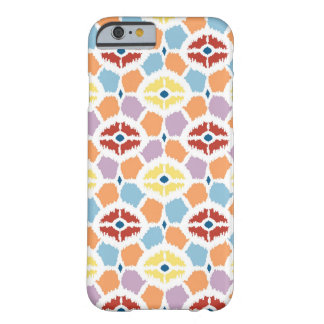 Colorful diamonds ikat geometric barely there iPhone 6 case