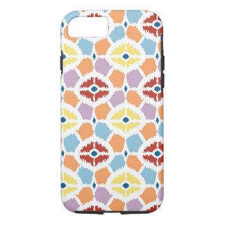 Colorful diamonds ikat geometric iPhone 8/7 case