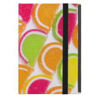 Colorful Different Jelly Candy Case For iPad Mini