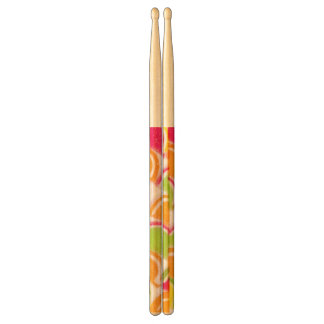 Colorful Different Jelly Candy Drumsticks
