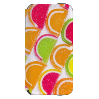 Colorful Different Jelly Candy Incipio Watson™ iPhone 6 Wallet Case