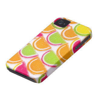 Colorful Different Jelly Candy iPhone 4 Case