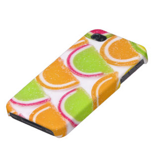 Colorful Different Jelly Candy iPhone 4 Cover