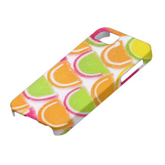Colorful Different Jelly Candy iPhone 5 Cases