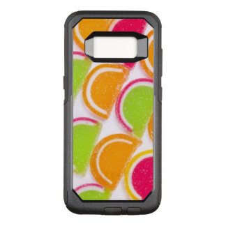 Colorful Different Jelly Candy OtterBox Commuter Samsung Galaxy S8 Case
