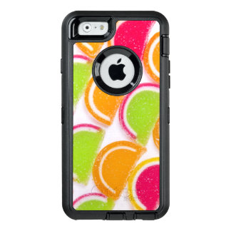 Colorful Different Jelly Candy OtterBox Defender iPhone Case