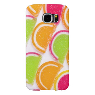 Colorful Different Jelly Candy Samsung Galaxy S6 Cases