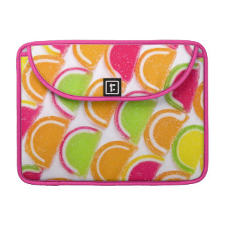 Colorful Different Jelly Candy Sleeve For MacBooks