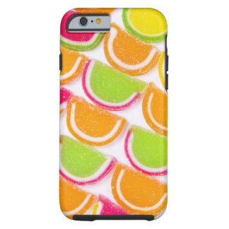 Colorful Different Jelly Candy Tough iPhone 6 Case