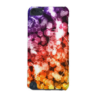 colorful digital art iPod touch (5th generation) cases