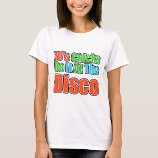 Colorful Disco T-Shirt