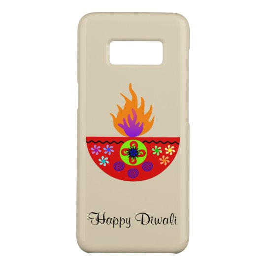 Colorful Diwali Lamp Diya Case-Mate Samsung Galaxy S8