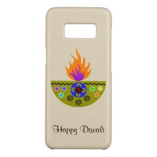 Colorful Diwali Lamp Diya Case-Mate Samsung Galaxy S8 Case