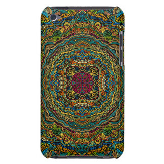 Colorful Doodle Art iPod Touch Cases