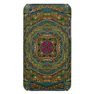 Colorful Doodle Art iPod Case-Mate Case