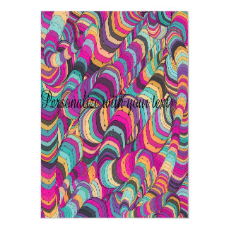 colorful,doodling,abstract digital art, fun,happy, magnetic invitations