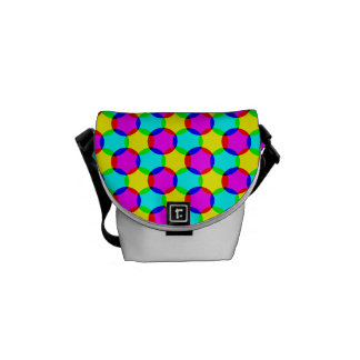 Colorful Dots Mini-Messenger Bag Courier Bags