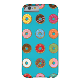 Colorful Doughnuts Barely There iPhone 6 Case