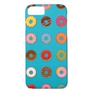 Colorful Doughnuts iPhone 7 Case