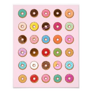 Colorful Doughnuts Photo