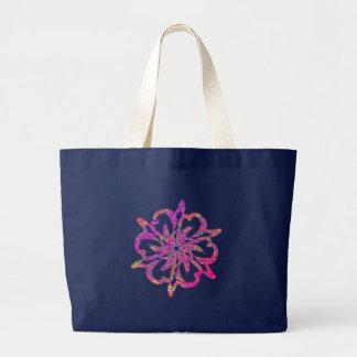 Colorful Dream Large Tote Bag