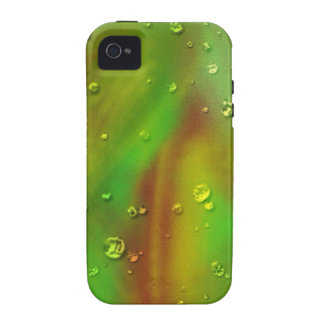 colorful dreams, green, wet iPhone 4/4S covers