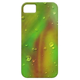 colorful dreams, green, wet iPhone 5 cases