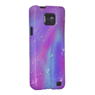 colorful dreams pink wet galaxy s2 case