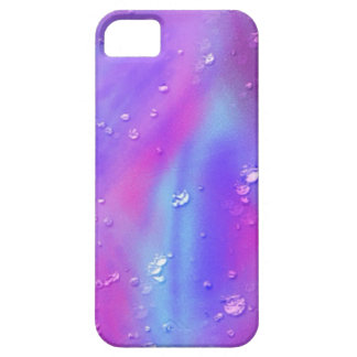 colorful dreams, pink, wet iPhone 5 cases