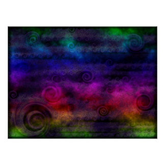 Colorful Dreamy Abstract