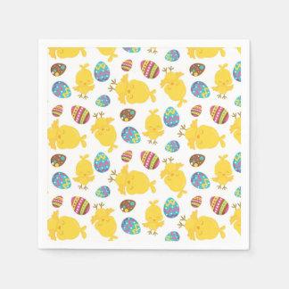 Colorful Easter Disposable Serviette
