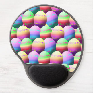 Colorful Easter Eggs Mousepad Gel Mouse Pad