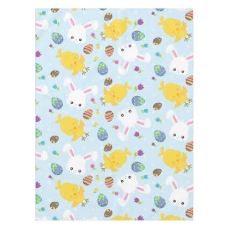 Colorful Easter Tablecloth