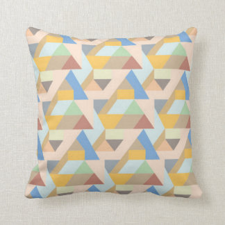 Colorful Edges Pillow