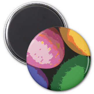 COLORFUL EGG :: MAGNET