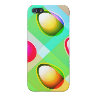 Colorful Eggs Case For iPhone 5