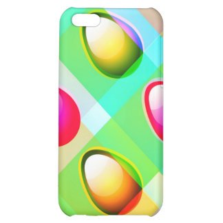 Colorful Eggs Case For iPhone 5C