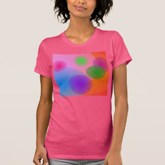 Colorful Ellipses Tees