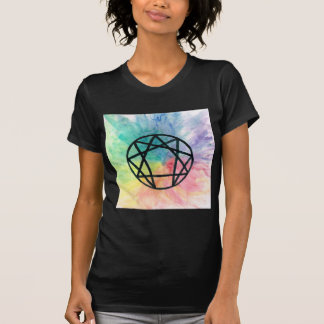Colorful Enneagram T-Shirt