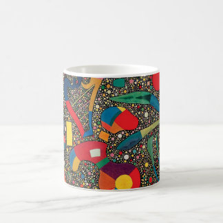 Colorful Ensemble by Wassily Kandinsky Coffee Mug