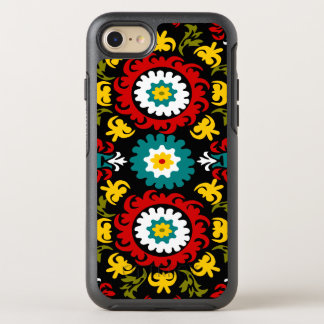 Colorful ethnic floral OtterBox symmetry iPhone 8/7 case