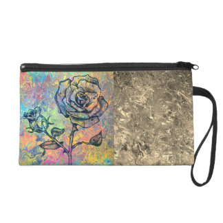 Colorful Expressions Wristlet Clutches