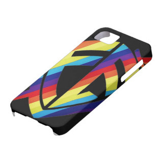 Colorful Faith marries iPhone 5 iPhone 5 Cover