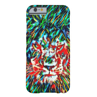 Colorful Fantasy Mystic Lion Art iPhone 6/6s Case